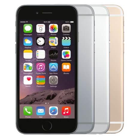 Apple iPhone 6 Wasserschaden