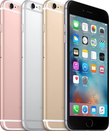 Apple iPhone 6s Akku Tausch