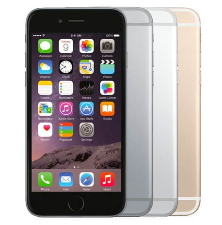 Apple iPhone 6 Fehlerdiagnose