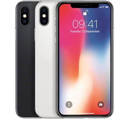 Apple iPhone X Fehlerdiagnose
